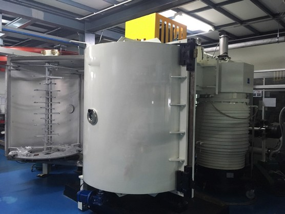 Coating Machine Plastic Vacuum Equipment Metallizing By The Oversea And Thailand Efficiency Engineer For 20 Years Experience In